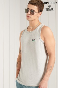 Superdry Organic Cotton Classic Vest