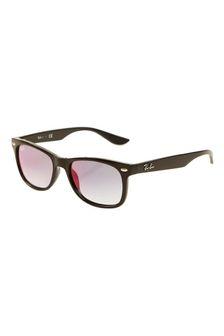 Ray Ban Ray-Ban Kids Black Gradient New Wayfarrer Sunglasses