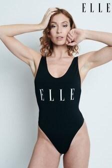 ELLE Swimwear One Piece Swimsuit