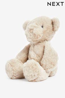 Caramel Teddy Toy (Newborn)