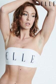 ELLE Swimwear Bandeau Bikini Top