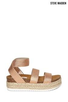 Steve Madden Pink Kimmie Sandals