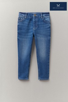 Crew Clothing Company Skinny Fit Jeans