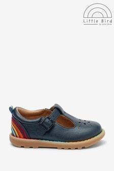 Little Bird Rainbow T-Bar Shoes