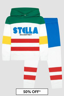Stella McCartney Kids Boys Multi Tracksuit