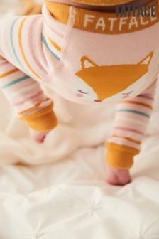 FatFace Baby Knitted Leggings