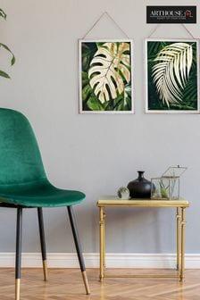 Set of 2 Arthouse Tropical Framed Prints