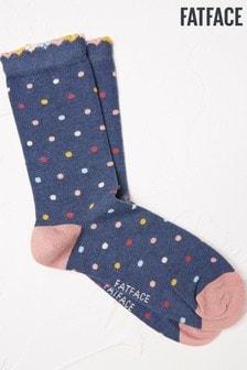 FatFace Spot Socks