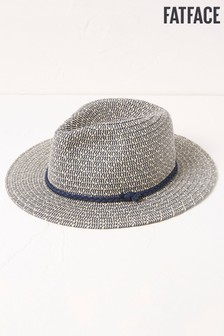 FatFace Two Tone Fedora Hat