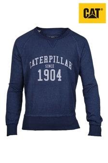 CAT Blue 1904 Sweatshirt