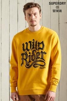 Superdry Boho Rock Crew Neck Sweatshirt