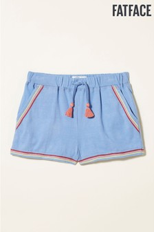 FatFace Lyra Jersey Embroidered Shorts