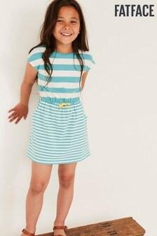 FatFace Callie Stripe Jersey Dress