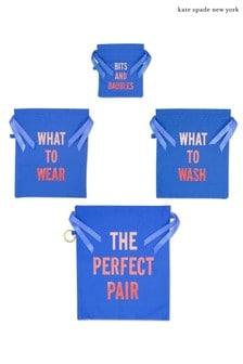 kate spade new york 'The Perfect Pair' Travel Bag Set