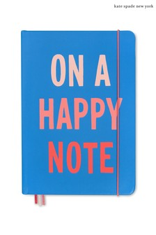 kate spade new york 'On A Happy Note' Notebook