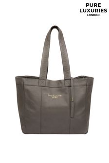 Pure Luxuries London Melissa Leather Tote Bag