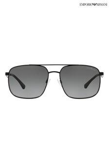 Emporio Armani Pilot Sunglasses