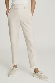 REISS Ember Slim Fit Tailored Trousers