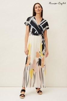 Phase Eight Multi Saskie Mix Print Midaxi Dress
