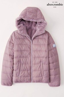 Abercrombie & Fitch Cosy Puffer Jacket