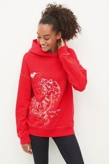 Christmas Graphic Sweatshirt