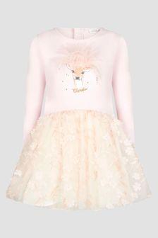 Charabia Pink Dress