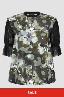 DKNY Khaki Dress