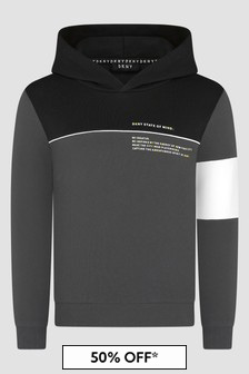 DKNY Grey Hoodie
