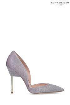 Kurt Geiger London Pink Bond Shoes