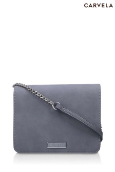 Carvela Grey Imagine Cross Body Bag