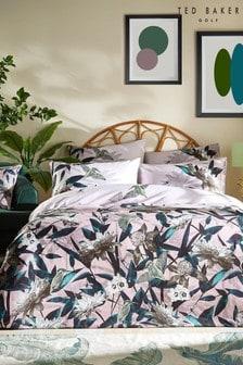 Ted Baker Pink Kingfisher Duvet Cover
