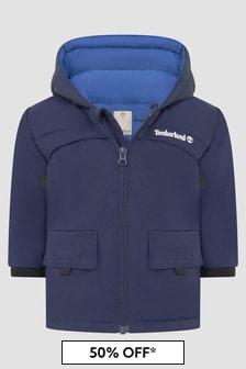 Timberland Baby Boys Navy Jacket