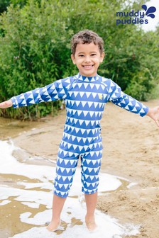 Muddy Puddles UV Protective Surf Suit
