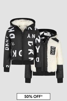 DKNY White Jacket
