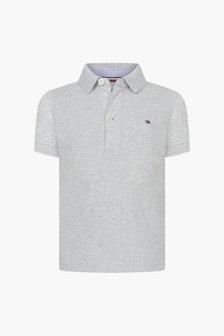 Tommy Hilfiger Baby Boys Grey Polo Shirt