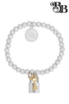 Bibi Bijoux Mini Ball Padlock Bracelet