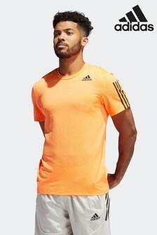 adidas Primeblue Aeroready 3-Stripes Slim T-Shirt