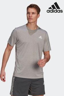 adidas Primeblue Designed 2 Move Heathered Sport T-Shirt