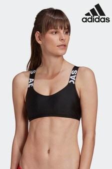 adidas Branded Beach Bikini Top