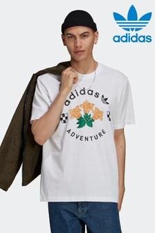 adidas Adventure Flowers T-Shirt
