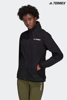 adidas Terrex Multi RAIN.RDY Primegreen Two-Layer Rain Jacket