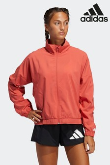 adidas 3 Bar Logo Warm-Up Sports Jacket