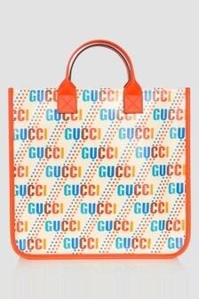 GUCCI Kids Multicoloured Tote Bag