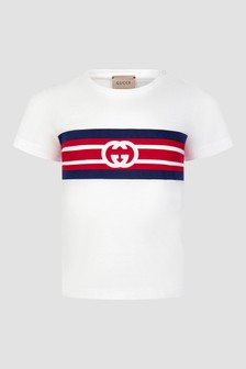 GUCCI Kids Baby Multicoloured T-Shirt