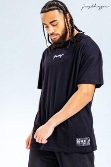 Hype. x E.T Black Back Print T-Shirt