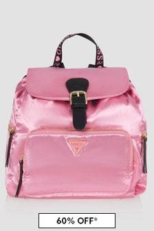Guess Girls Pink Bag