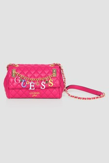 Guess Girls Purple Bag
