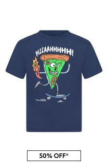 Stella McCartney Kids Navy T-Shirt