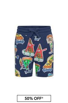 Stella McCartney Kids Navy Shorts