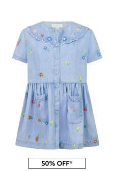 Stella McCartney Kids Blue Dress